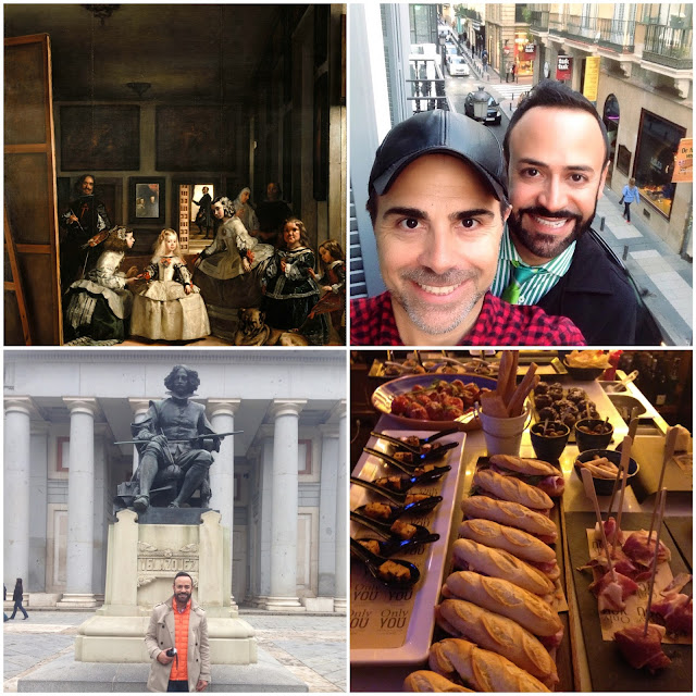 EUROPE 2015.....SPAIN: Madrid, Museums, Food and Shopping, BLOG RECAP!