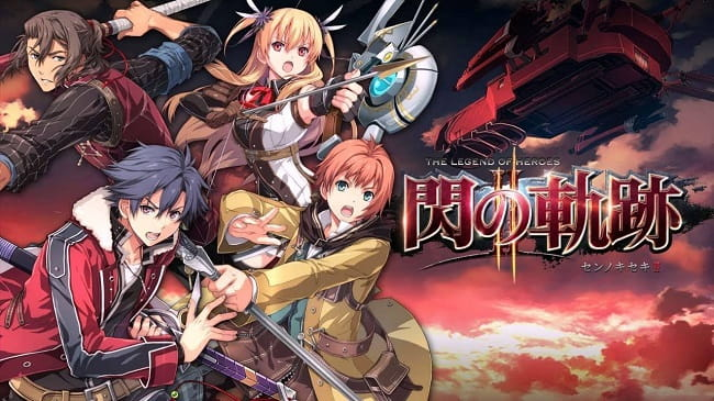 Free Download PC Game The Legend of Heroes Trails of Cold Steel II CODEX Repack by FitGirl