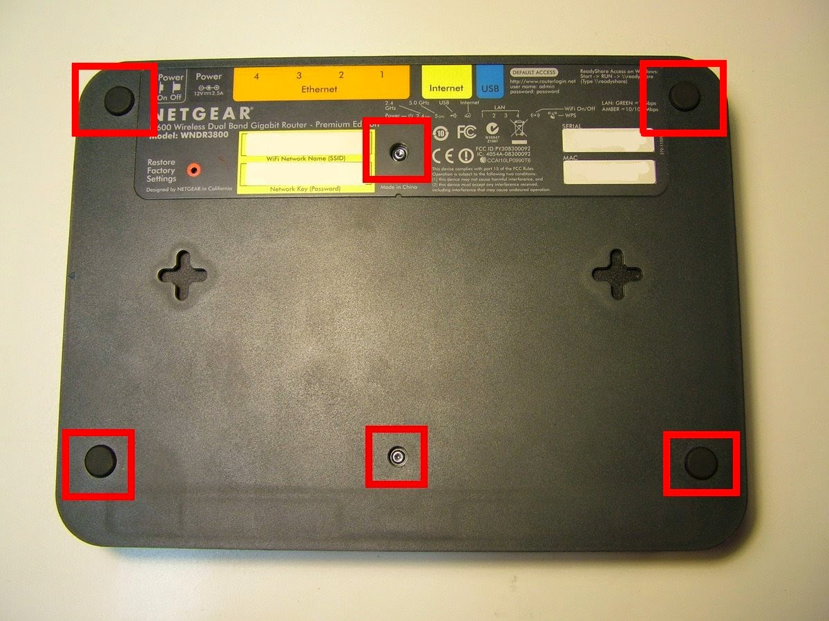 The Life of Kenneth: WNDR3800 External Antenna Mod