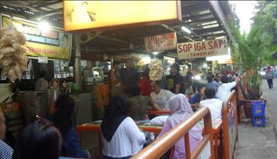 Jakarta Selatan Lapangan Blok S