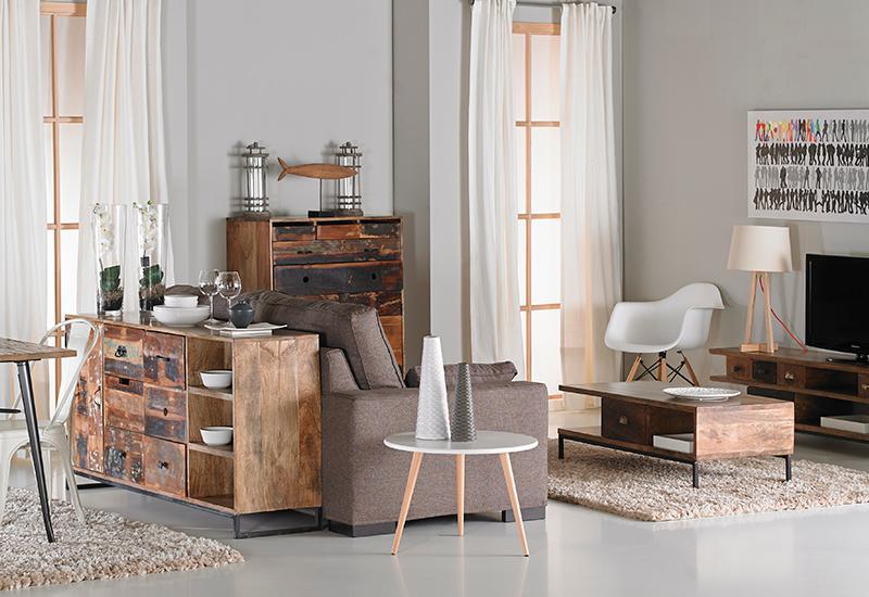 Romerohogar tendencias en muebles y decoraci n 2017 - Tendencias muebles salon 2017 ...