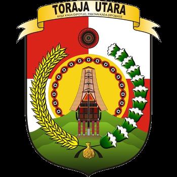 Logo Kabupaten Toraja Utara PNG