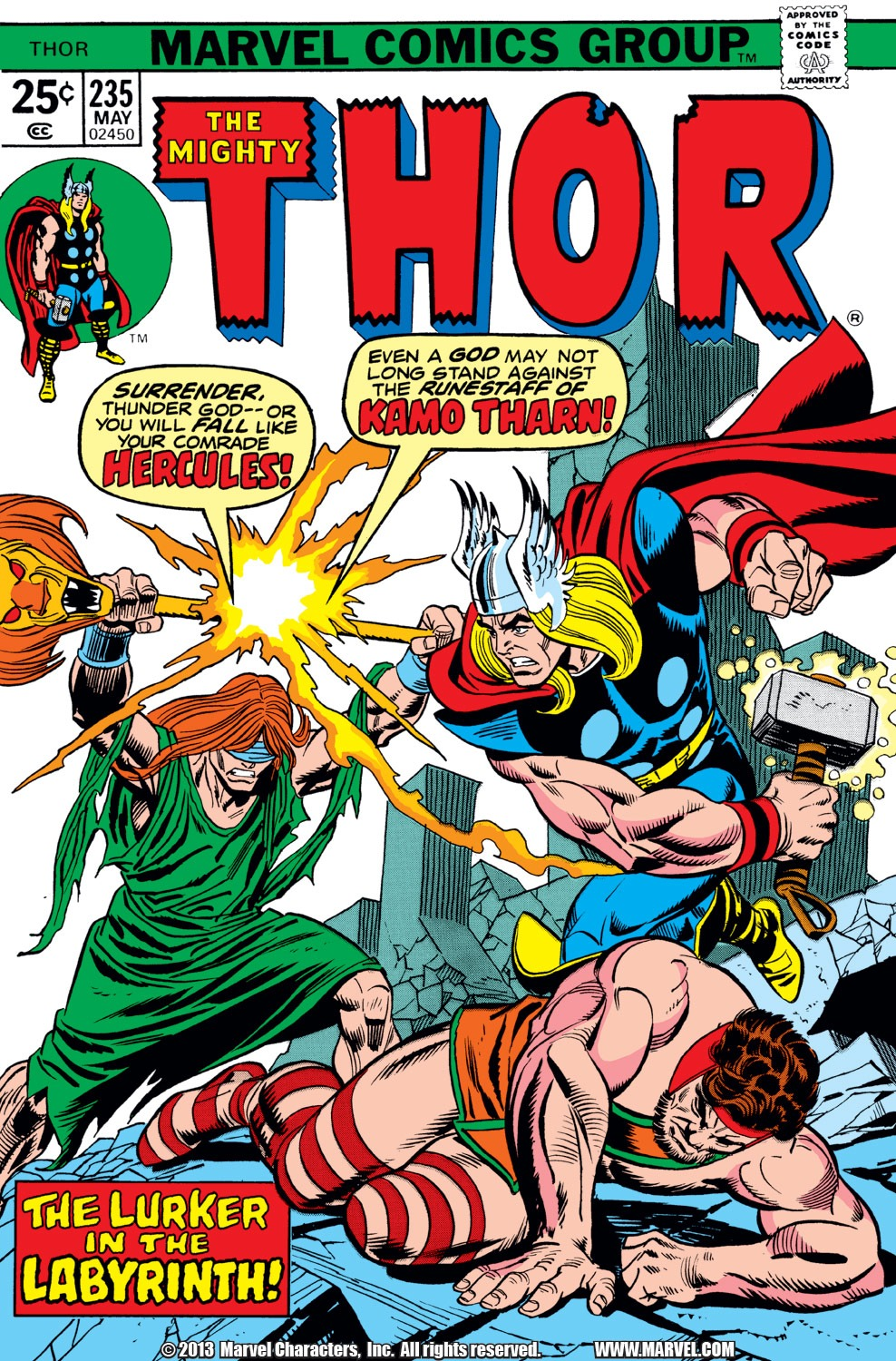 Thor (1966) 235 Page 1