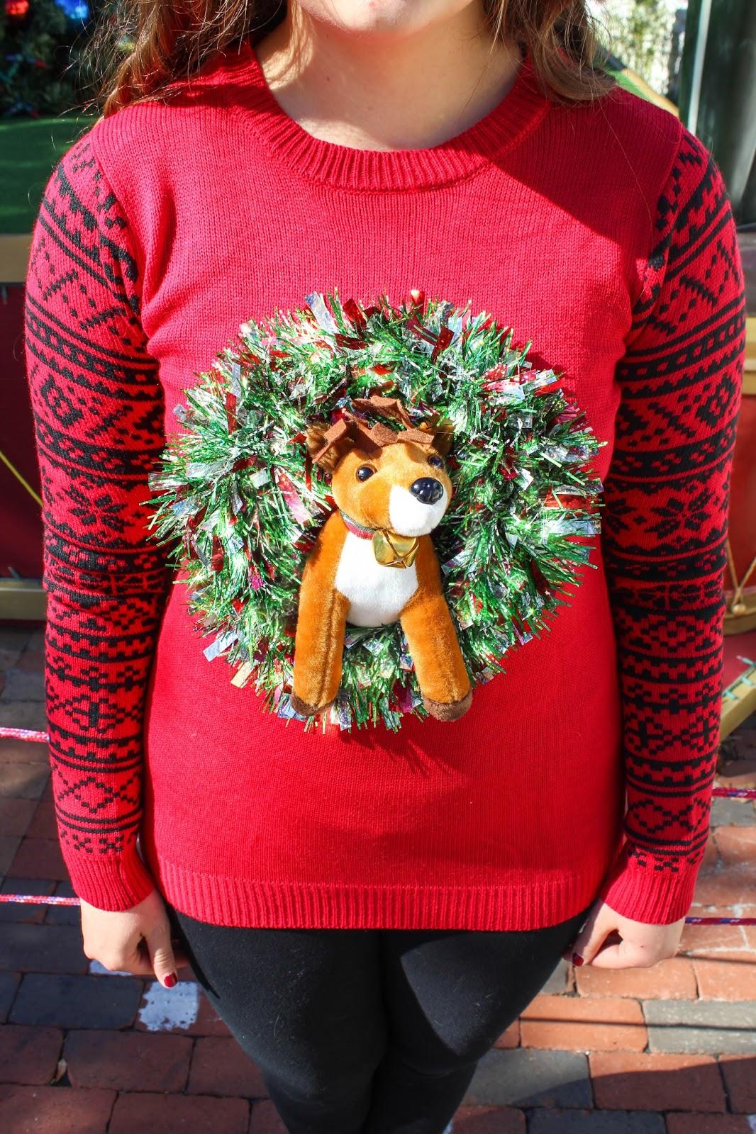 Walmart Christmas Sweater Dress