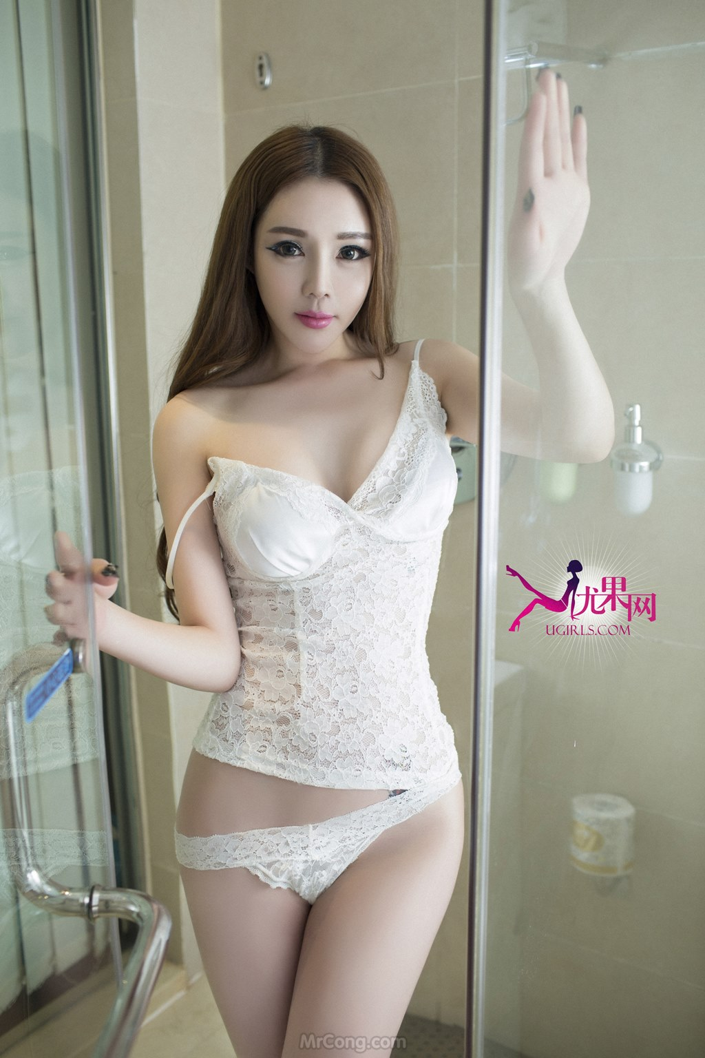 Beauty Lin Fei Yuan (林妃媛) hot body khoe in collection UGIRLS 061