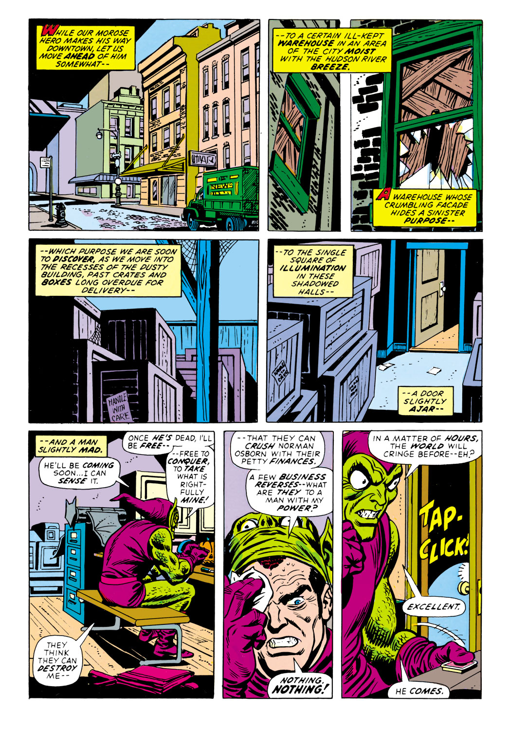 The Amazing Spider-Man (1963) 122 Page 14