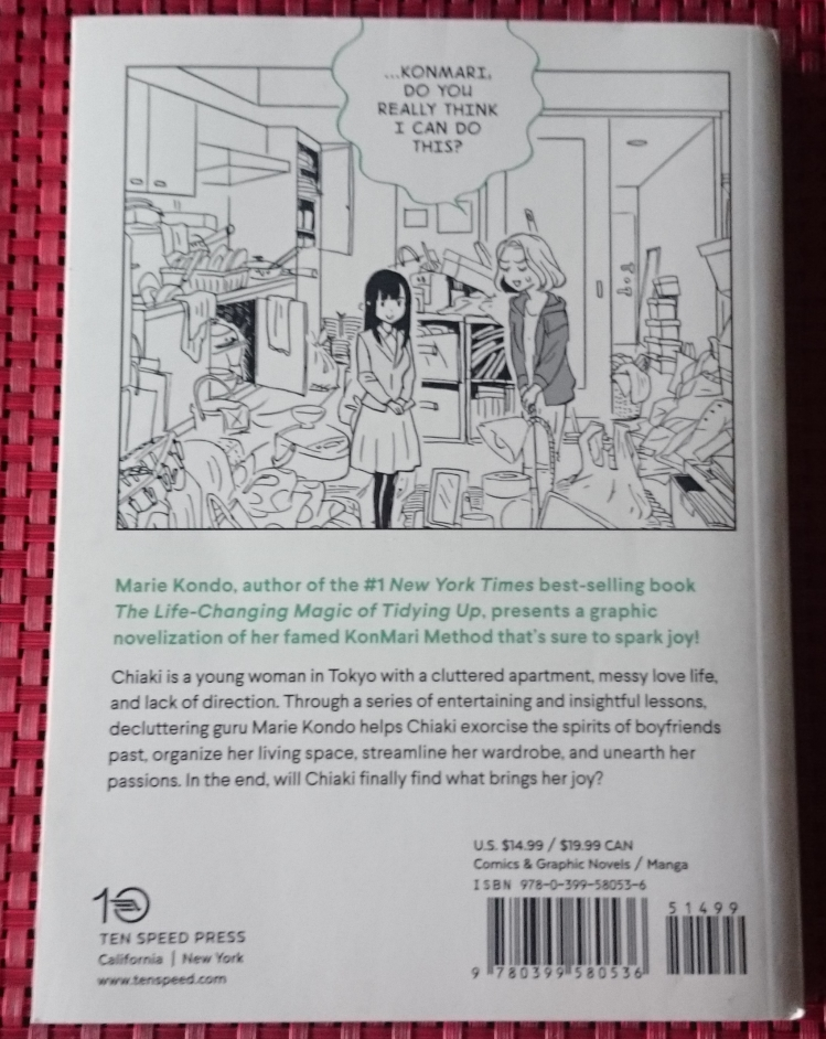 g ttin der finsternis marie kondo the life changing manga of tidying up. Black Bedroom Furniture Sets. Home Design Ideas