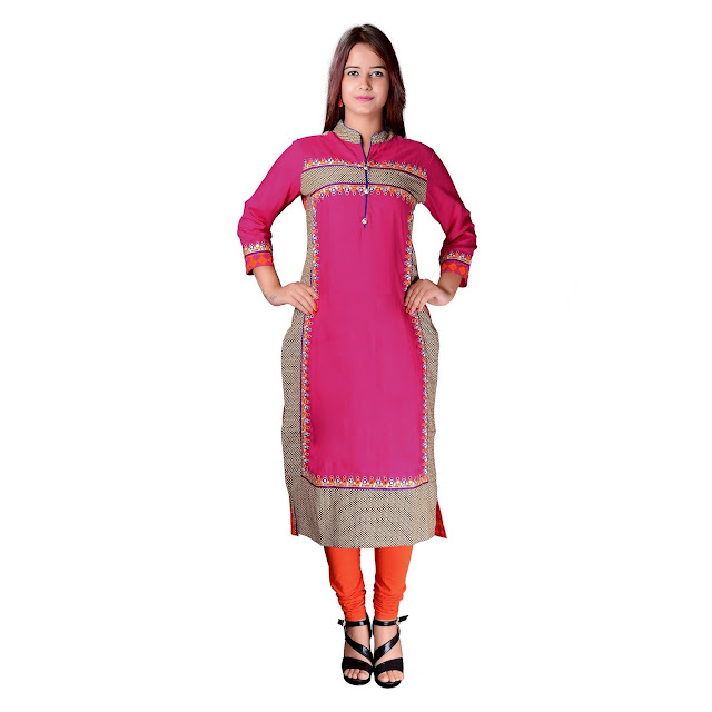 Buy Stylish And Different Pattern Of Kurtis For Women