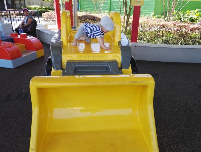 Floridan Legoland Orlandossa - pienten lasten kanssa