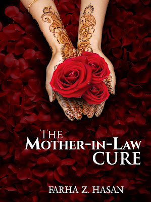 Farha Hasan Author of The Mother-in-Law Cure: A Magical Cinderella Story