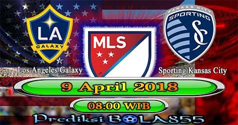 Prediksi Bola855 LA Galaxy vs Sporting Kansas City 9 April 2018