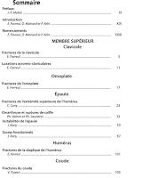 Classifications et scores en chirurgie orthopédique et en traumatologie II. Membre supérieur et pied 2