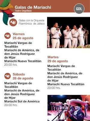programa encuentro del mariachi y la charreria 2017