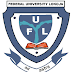 FuLokoja 2017/18 UTME Online Admission Screening Exercise- [Cutoff Mark: 180]