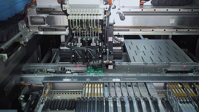 Fabricación y ensamblado de PCB en china.