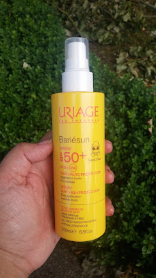 Uriage spay solaire