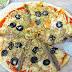 Pizza a la sarten | pizza tonno | pizza de atun y anchoas | pizza sin horno