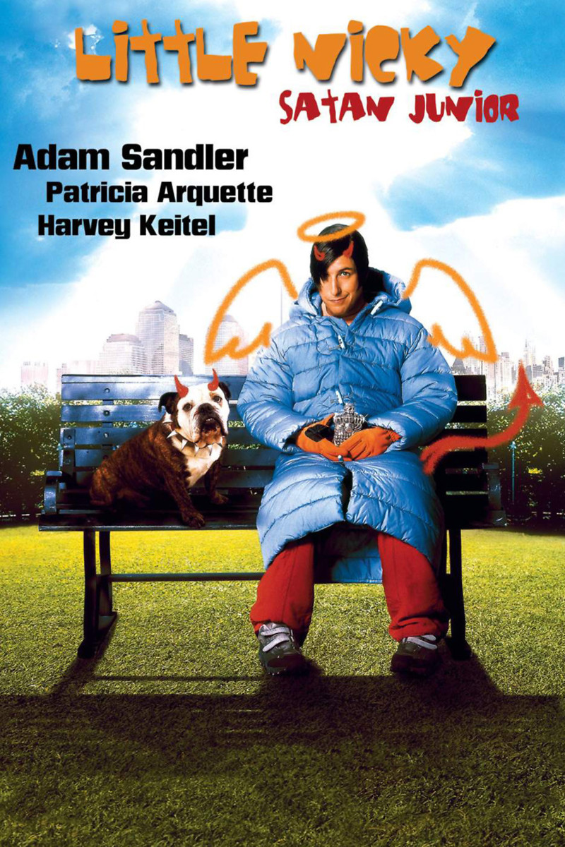 Little Nicky (2000) ταινιες online seires oipeirates greek subs