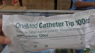 jual catheter 100cc