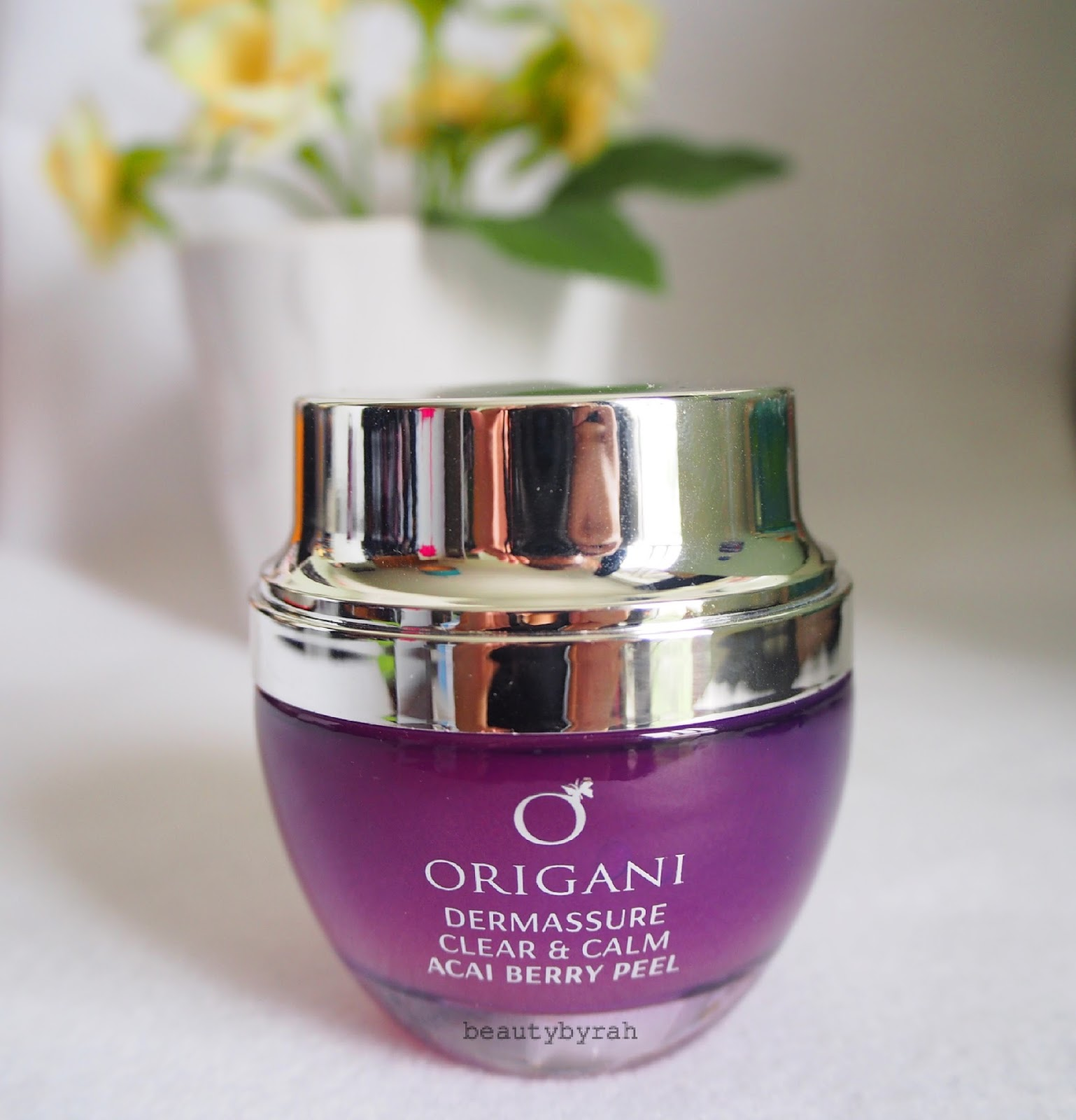 Origani Dermassure Clear & Calm Acai Berry Peel Review