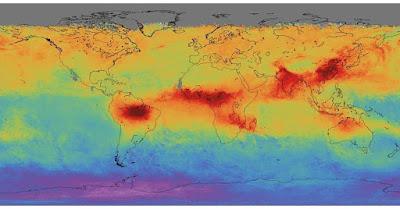المناطق الأكثر تلوثا على الأرض