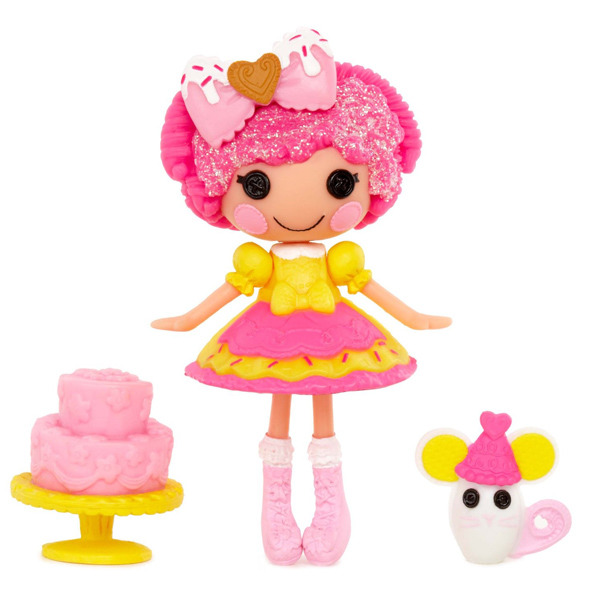 lalaloopsy super silly mini crumbs