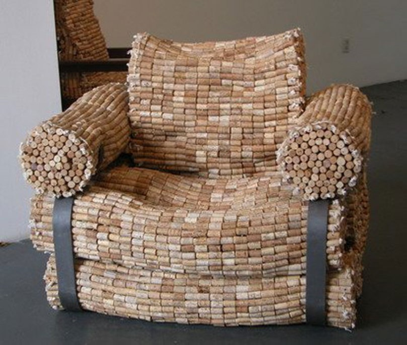 These 6 Pieces Of Colorful Furniture Are Absolute Must Haves: Home Improvement Ideas: Furniture Recycling 2012