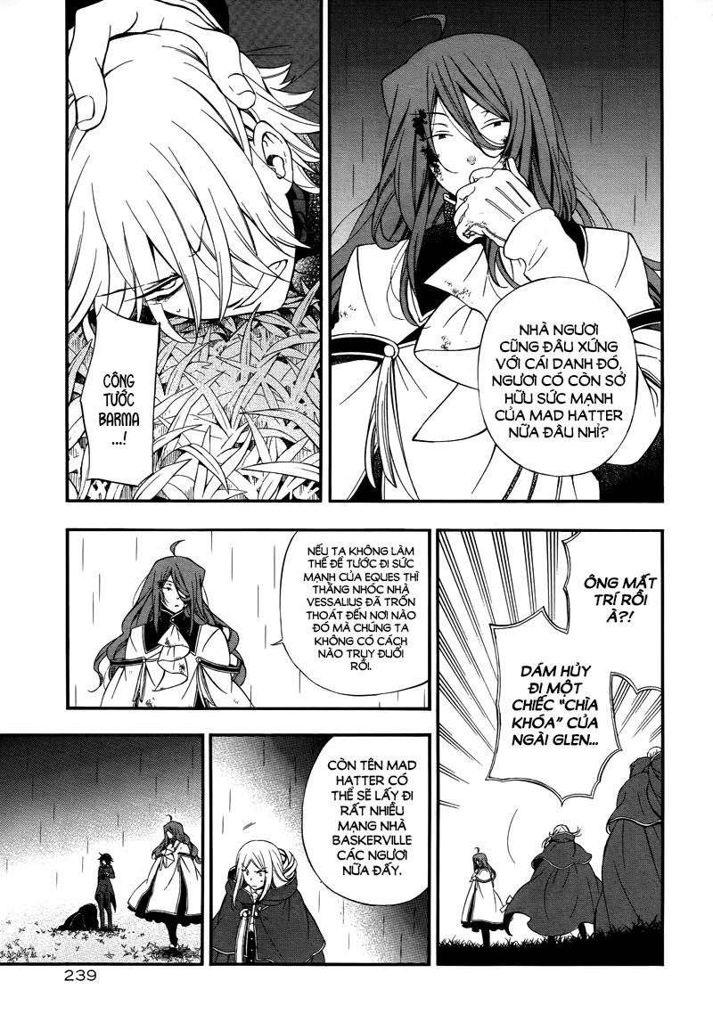 Pandora Hearts chương 083 - retrace: lxxxiii after the rain trang 26