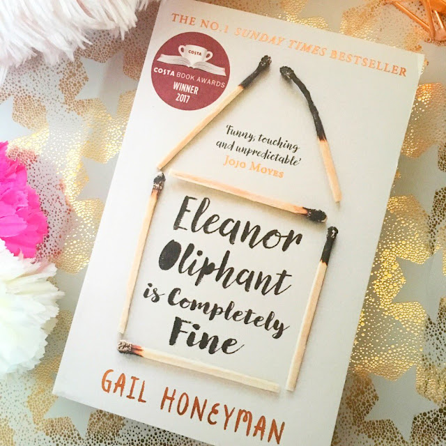 Eleanor Oliphant Is Completely Fine by Gail Honeyman book