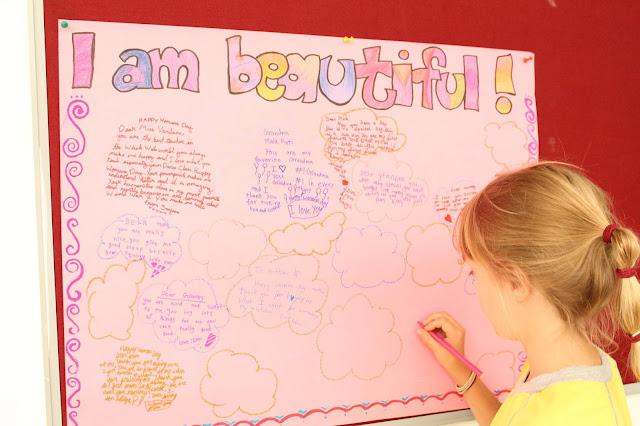 Students celebrate the beauty of womanhood - Trio World Academy