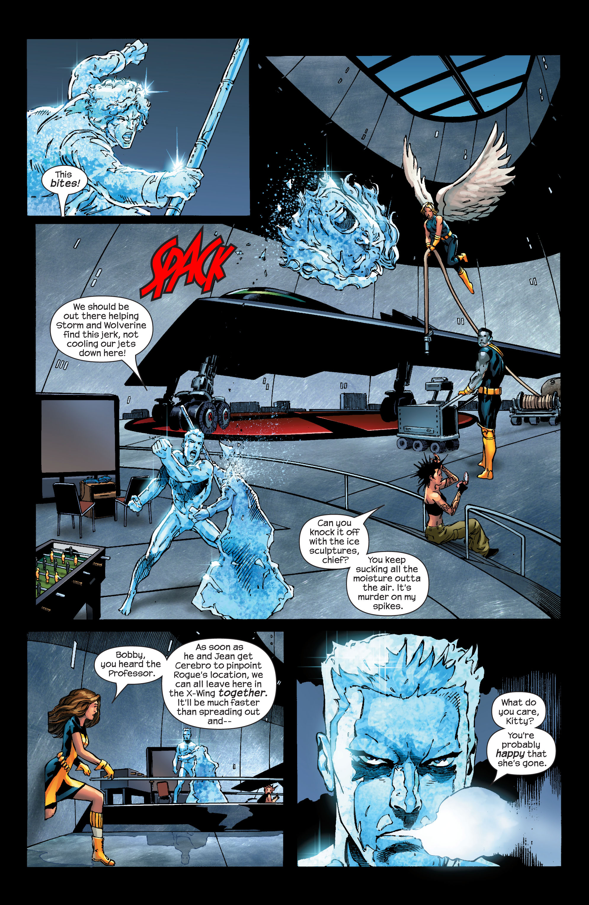 Read online Ultimate X-Men comic -  Issue #52 - 13