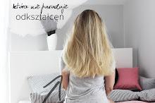 Najlepsza fryzura do snu - kok jednorożec, który nie powoduje odkształceń