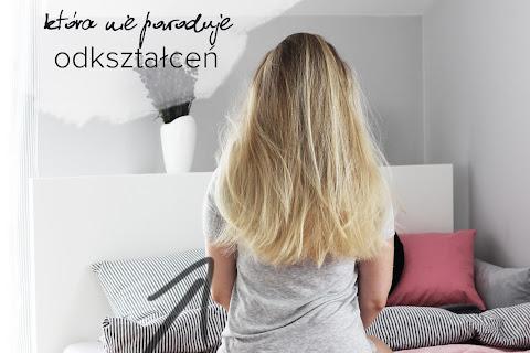 Najlepsza fryzura do snu - kok jednorożec, który nie powoduje odkształceń - czytaj dalej »