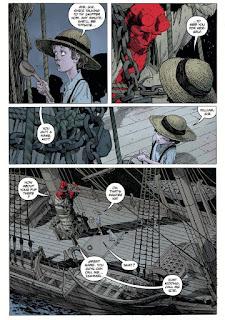 Dark Horse Comics Hellboy: Into the Silent Sea Graphic Novel
