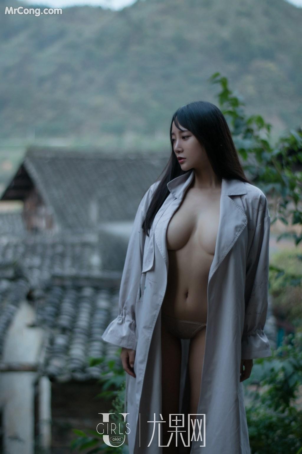 Image UGIRLS-U318-He-Jia-Ying-MrCong.com-060 in post UGIRLS U318: Người mẫu He Jia Ying (何嘉颖) (66 ảnh)
