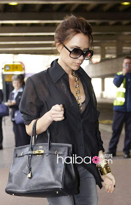 1c5ab0273788 itbagworld  Lady GaGa challenge Beckhams compete for Hermes Birkin ...