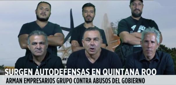 """SURGEN """"AUTODEFENSAS EMPRESARIALES"""" CONTRA el """"CARTEL del GOBIERNO"""" en Q.ROO"""
