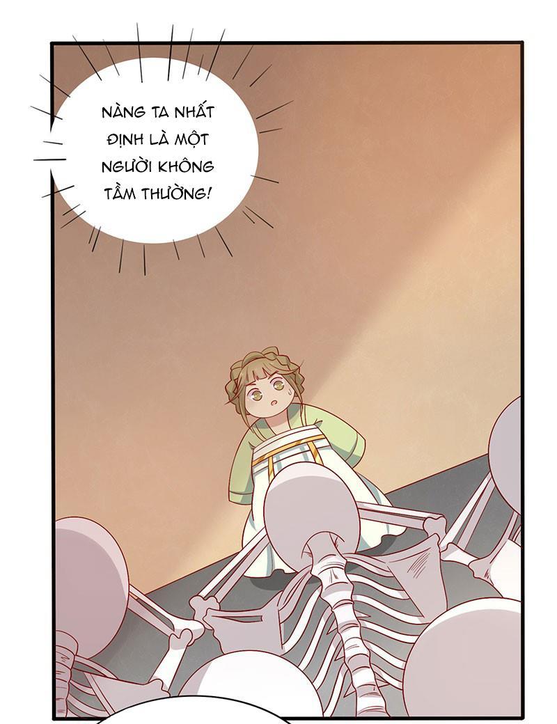 Vương Gia Người Ta Sẽ Giảm Béo Mà!!! chap 71 - Trang 3