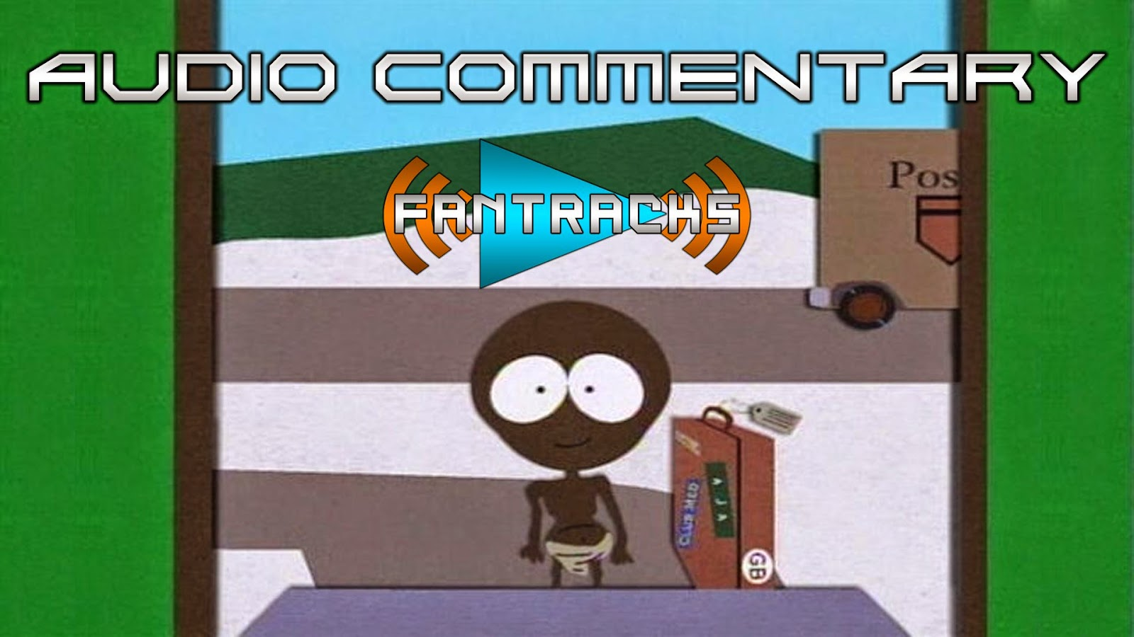FanTracks South Park audio commentary Starvin Marvin Thanksgiving
