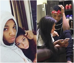 Drama as Tekno and his girlfriend, Lola Rae unfollow each other on Instagram