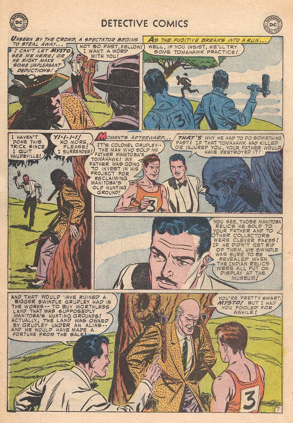 Read online Detective Comics (1937) comic -  Issue #210 - 40