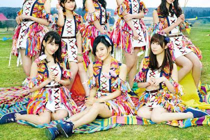 [Lirik+Terjemahan] HKT48 - Chain of love (Rantai Cinta)