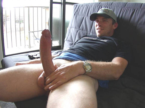 Huge Hard Dick