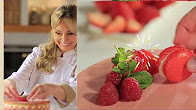 نرمين هنو في زي السكر 3-8-2017 طريقة عمل كيكة الشوكولاتة و كريمة زبدة الشوكولاتة - فرنش توست