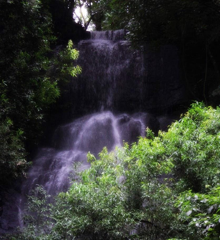 Cabeceira da Cascata Véu de Noiva, em Meio à Mata, na Cidade de Gramado