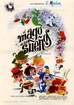 El mago de los sueños, Francisco Macián, Estudios Moro