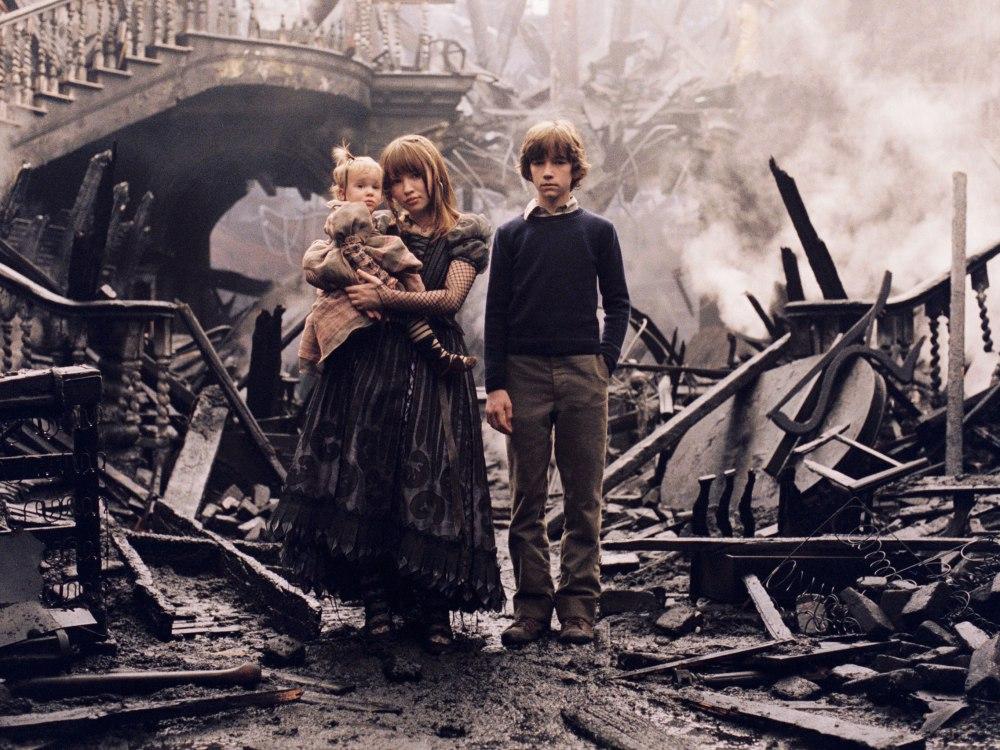 Phim Bộ Ba Kỳ Dị / Những Câu Chuyện Thần Kỳ Hoàn Tất (08/08) VietSub HD | A Series Of Unfortunate Events 2017