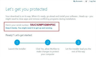 McAfee Antivirus Plus 2019 Activation Code License Free for