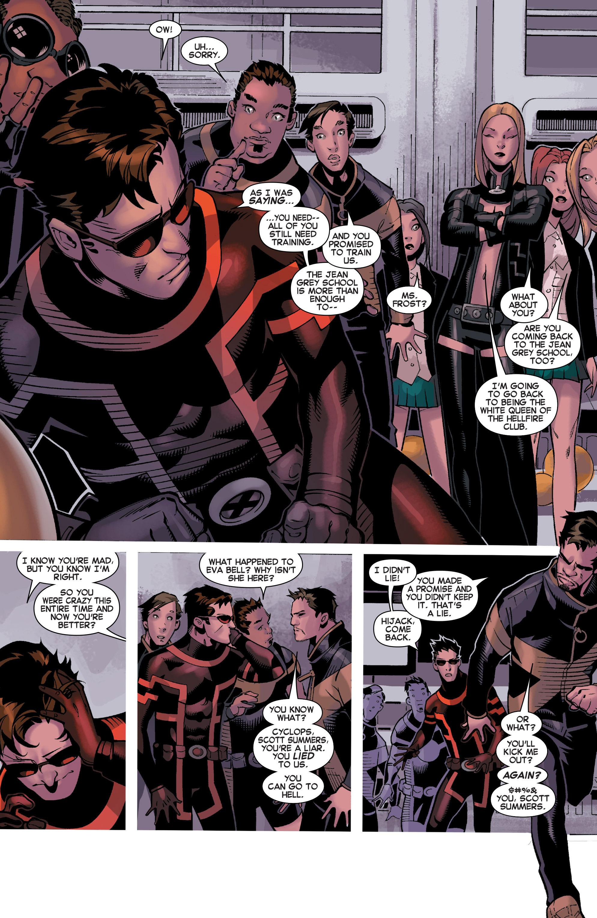 Read online Uncanny X-Men (2013) comic -  Issue #32 - 11