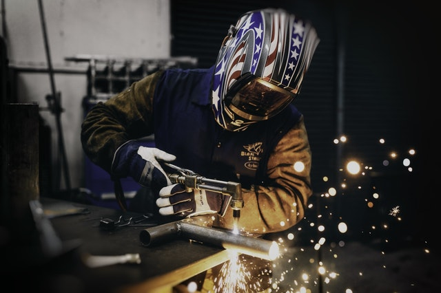 Job specific skills welding